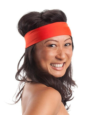 CAPTURE THE FLAG Performance Headband - MAX & ME SPORT