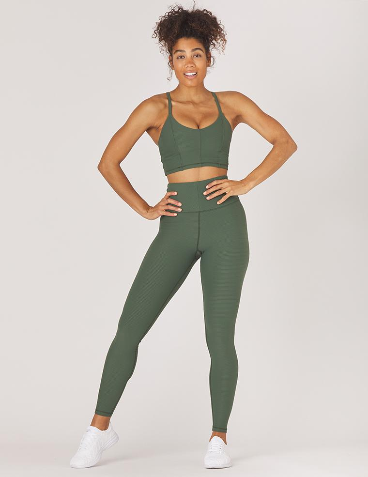 Load image into Gallery viewer, Charge Legging - Olive