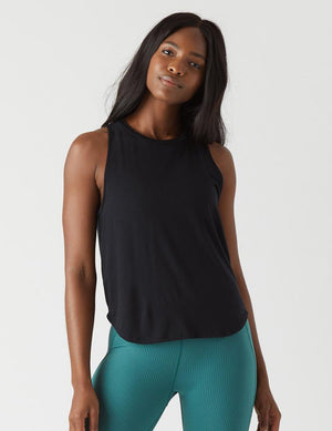 Electric Tank - Black - Glyder Tank Tops