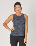 Electric Tank - Smoke Camo - Glyder Tank Tops
