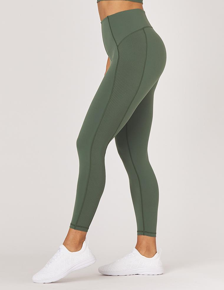 Enhance Legging - Olive - Max and Me Sport - Glyder