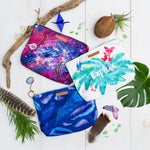 Galaxy Clutch - Pura Vida Pouches/Clutches