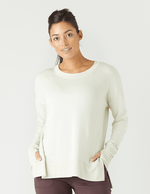 Lounge Long Sleeve - Creme - MAX & ME SPORT