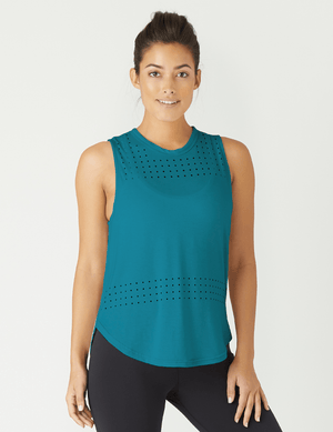 Load image into Gallery viewer, Mood Tank - Dark Teal - MAX & ME SPORT