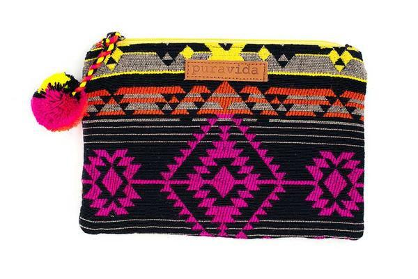 Nightglow Pouch - Pura Vida Pouches/Clutches