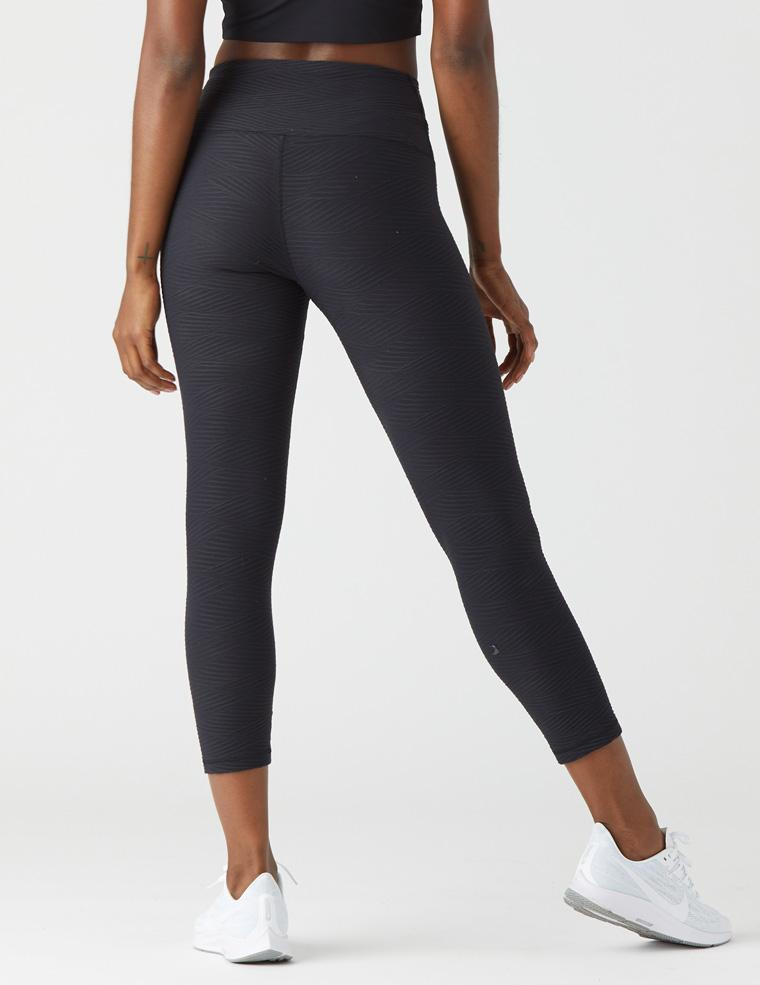 Soothe 7/8 Legging - Black