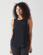 Soul Power Tank - Black - Glyder Tank Tops