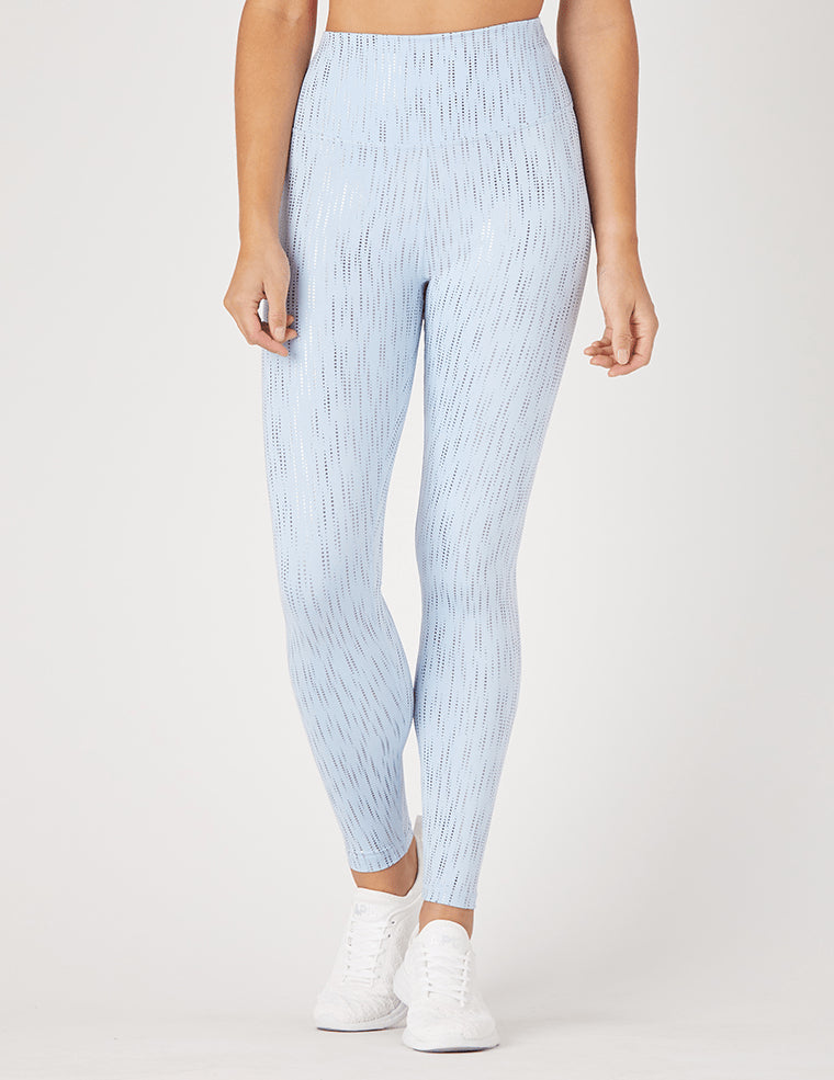 Sultry Legging - Ice Blue Dew Drop