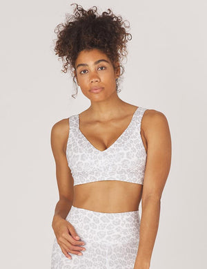 Load image into Gallery viewer, Tide Bra - Ice Leopard