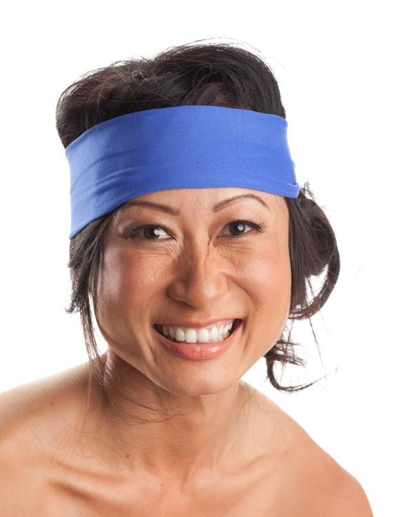 GO THE DISTANCE Performance Headband - Violet Love Headbands
