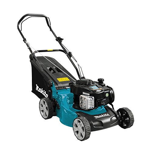 Makita Petrol Lawnmower, 41 cm, 50L grass collector