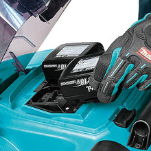 Load image into Gallery viewer, Makita DLM431Z Lawn Mower 43cm, 730 W, 36 V, Blue, 43 cm, Set of 2 Pieces