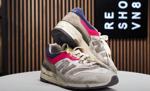 How To Clean New Balance 997 Aimé Leon Dore With Reshoevn8r