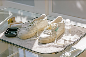 How to Clean Your Shoes for the Holidays