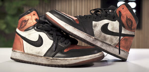 How To Clean Thrashed Jordan 1 Satin Shattered Backboards With Reshoevn8r