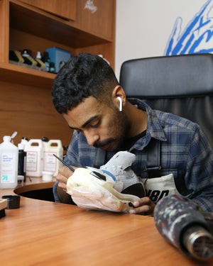 Ultimate Guide to Sneaker Restorations