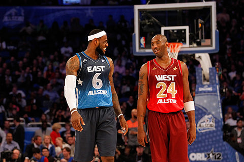 low priced f290d 134e3 Best NBA All-Star Jerseys of All Time – Reshoevn8r