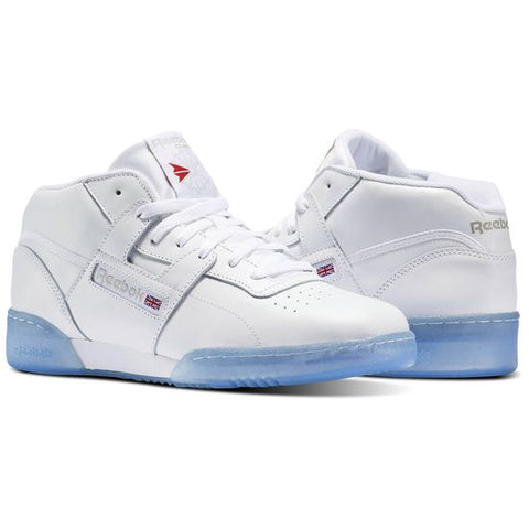 cd5db04b8e7 The Reebok Workout Plus EG has launched in 5 colorways for  85 a piece via  Reebok.com. Should you crave more ankle support