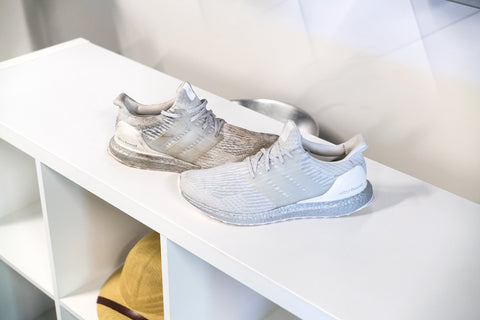 adidas Ultra Boost 3.0 Limited White Silver