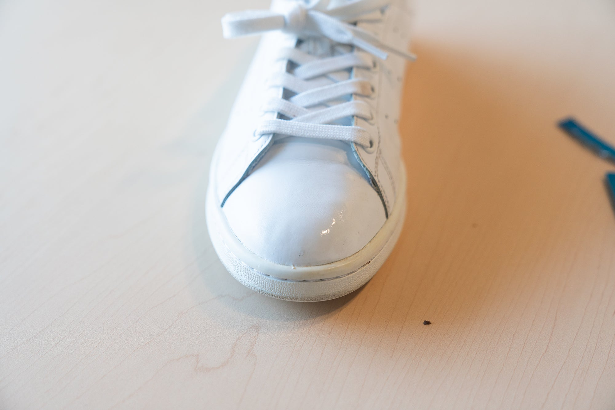How to Remove Chocolate Stains on Leather Stan Smith's