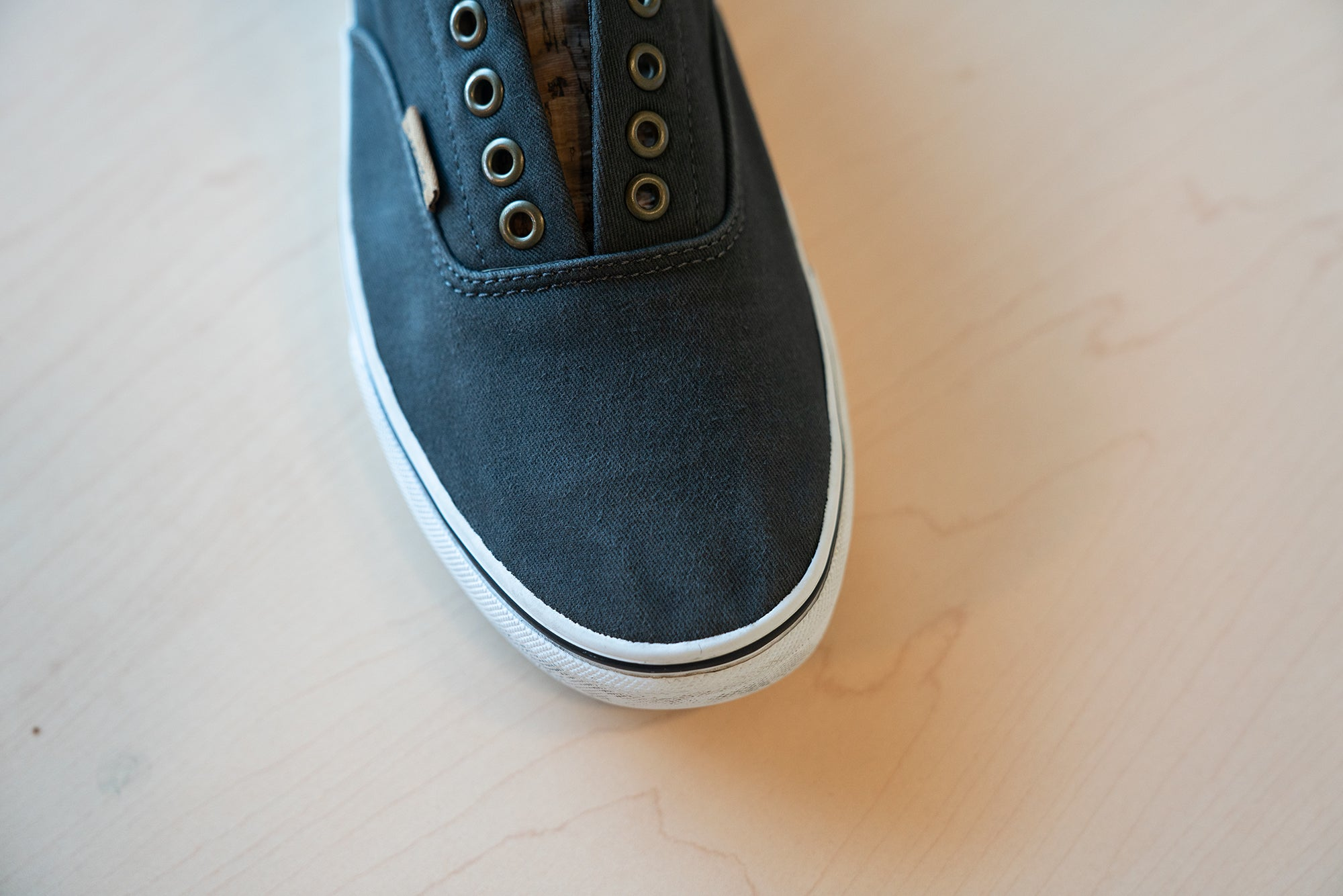 How to Removed Chocolate Stains from Canvas Vans
