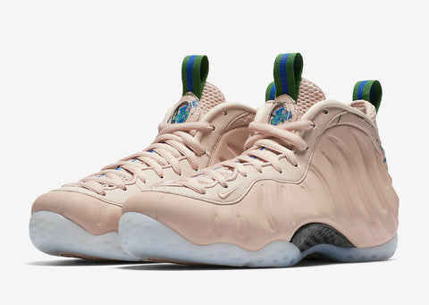 uk availability 1a797 41cec Nike Air Foamposite One Particle Beige – Reshoevn8r