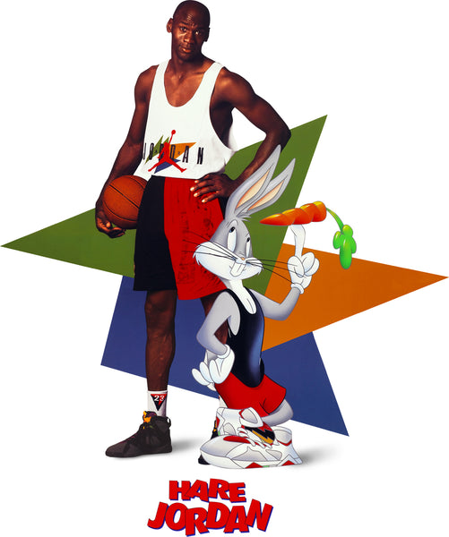 bd2a457d8be Air Jordan x Bugs Bunny Connection – Reshoevn8r