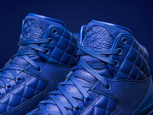 f86758e0060 Jordan Brand and Chicago-based luxury designer Don C have collaborated in  the past to create the quilted Just Don Air Jordan 2s. Those released at  the end ...