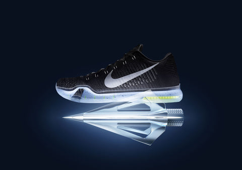 buy popular 5ca35 edc91 Nike has brought back their prestigious HTM Collection. Last year, we saw  Nike s revolutionary Flyknit material graze a basketball shoe, the Kobe IX  Elite.