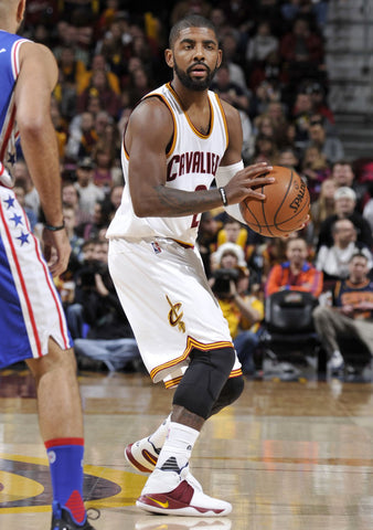 huge discount 6f4dc 26a15 Kyrie Irving Returns in Nike Kyrie 2 – Reshoevn8r