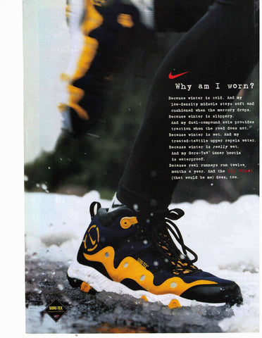 separation shoes a97ac d6a81 THROWBACKTHURSDAY Nike Air Minot