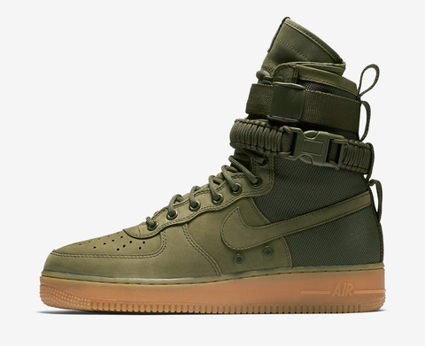 The Air Force 1 gets a tactical upgrade | ACQUIRE | Nike air