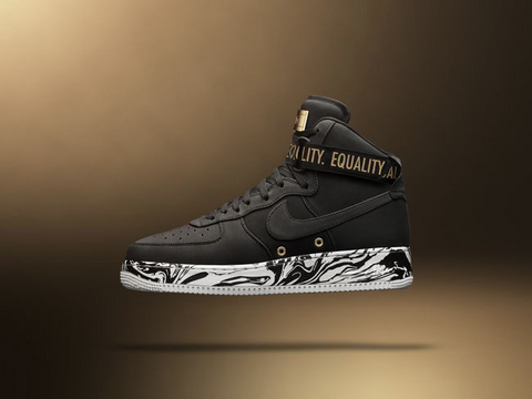 nike air force 1 black history month 2017 activities