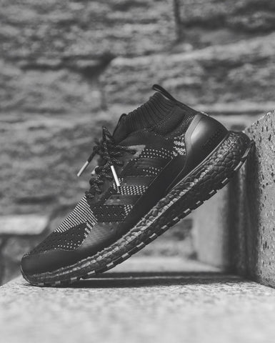 179cd02b37fa9 This upcoming collection boasts favorable attributes from each of the 3  brands. SNEAKER  Adidas UltraBOOST MID ATR Kith x Nonnative
