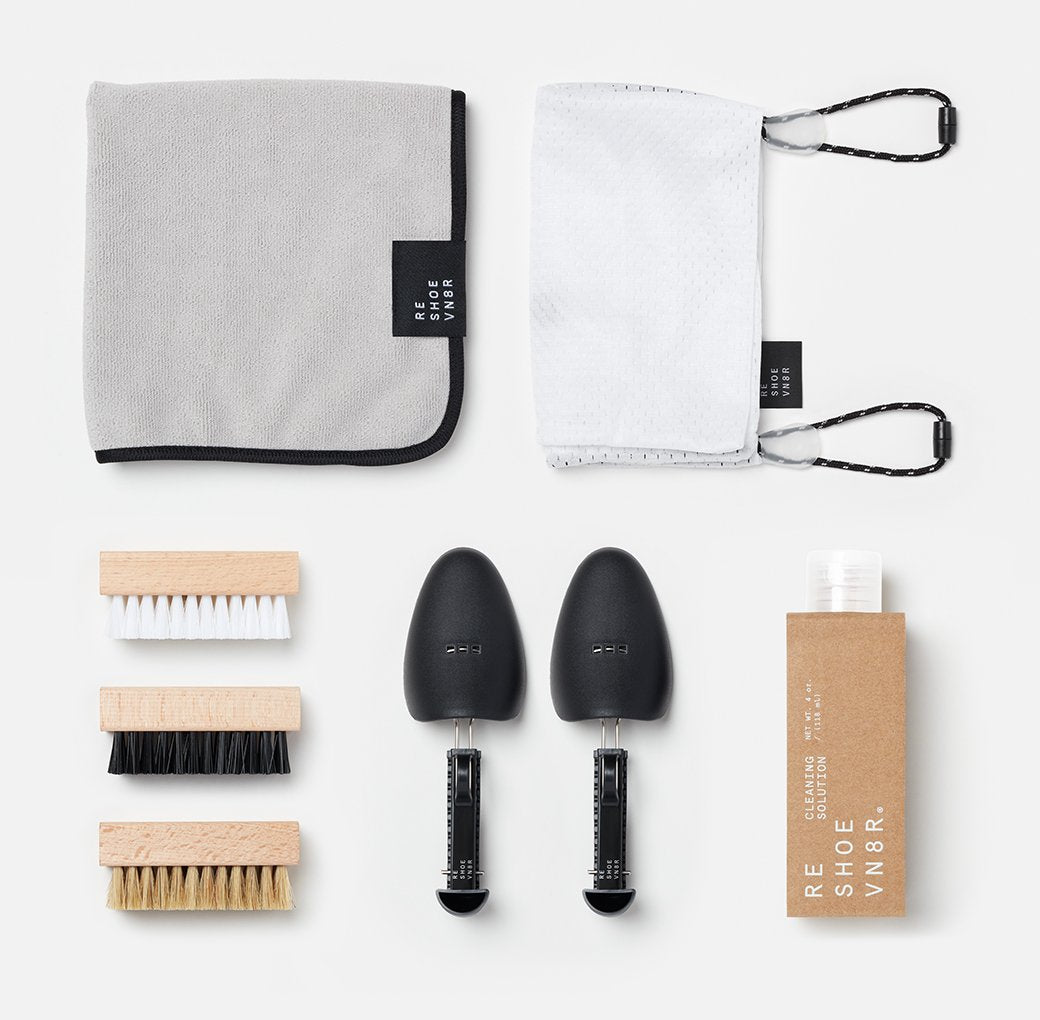 Signature Shoe Cleaning Kit | Solution