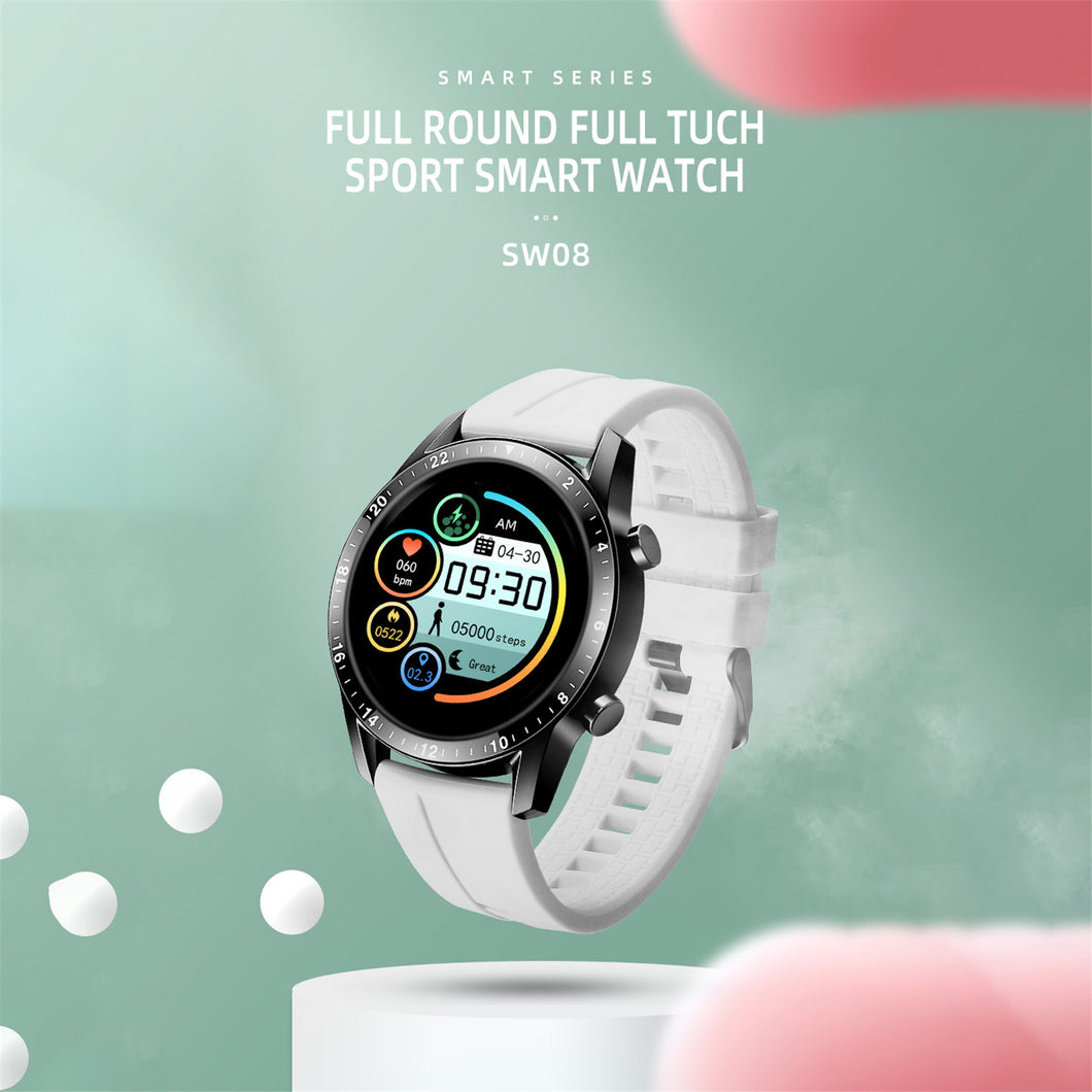 Spovan SW08 Smart Watch for Android IOS Phones
