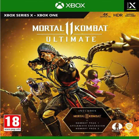Mortal Kombat 11: Ultimate Edition ( XBOX )