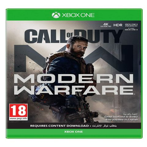 Call of Duty: Modern Warfare ( XBOX )