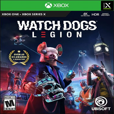 Watch Dogs Legion ( XBOX )