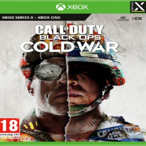 Call of Duty: Black Ops Cold War - Standard Edition ( XBOX )