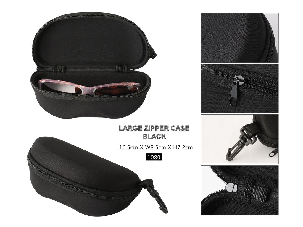 A1080 - Large Zipper Case w/ Hook