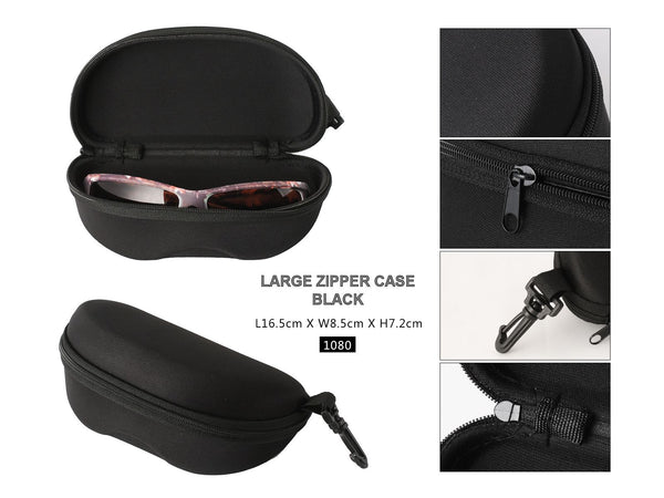 A1080- LARGE ZIPPER CASE WITH HOOK