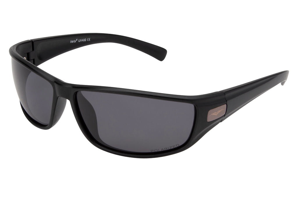 18318-POL - VertX Polarized Sport Wrap Sunglasses