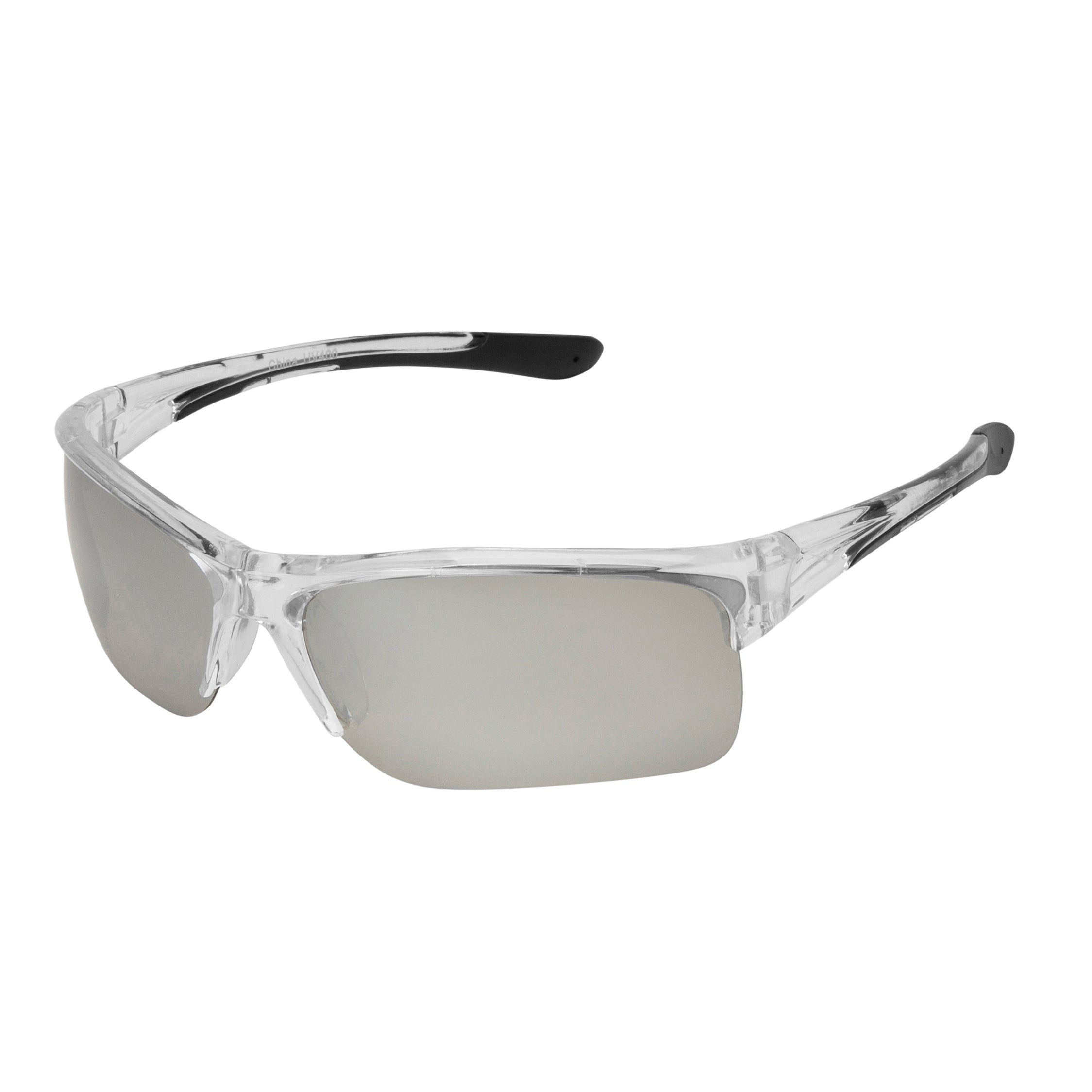 5012 PVX - PolarVX Polarized Sport Wrap Sunglasses