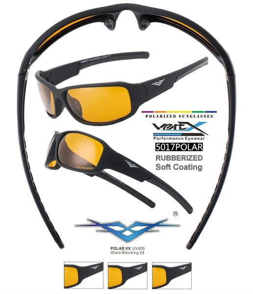5017 PN - VertX Sport Wrap Polarized Night Vision