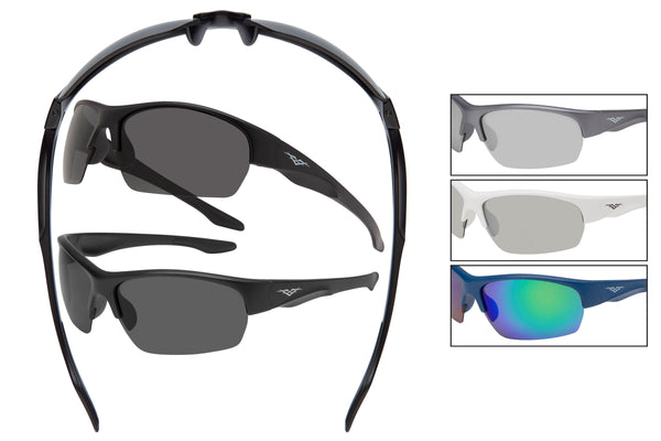 5037 PVX - PVX Polarized Sports sunglasses