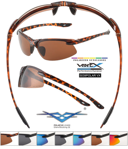 5039 PVX - Polar VX Polarized Sport Sunglasses