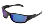 5101 PVX - PolarVX Men's Polarized PC Sports Wrap Sunglasses