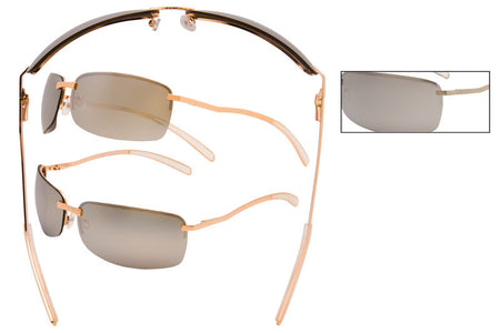 51062 - VertX Metal Sunglasses