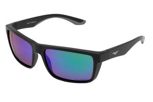 5114 PVX - PolarVX Polarized PC Sports Wrap Sunglasses